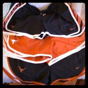 Nike Women's University of Texas Shorts